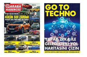 Araba Habercisi Dergisini Nerede Okurum