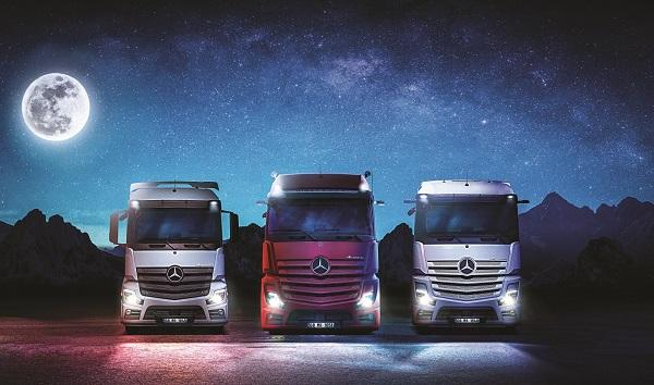 Mercedes Benz Actros Satışa Sunuldu.
