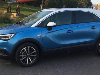 Opel Crossland X Testi.