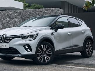 Yeni Renault Captur Hibrit Menzil.