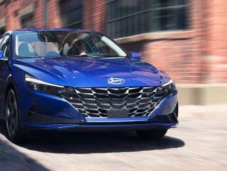 2020 Hyundai Elantra Hibrit