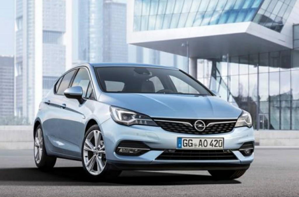 2020 Opel Astra Fiyat Listesi Yeni Opel Astra Fiyat Listesi
