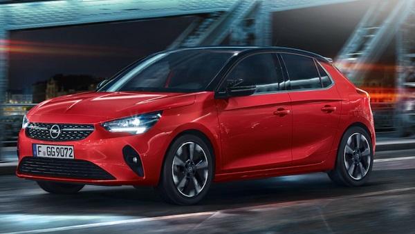 2020 Opel Corsa Fiyat Listesi.