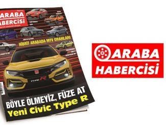 Araba Dergisi Araba Habercisi Dergilik