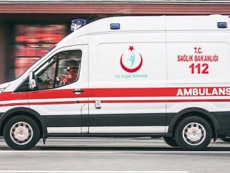 BP Türkiye Ambulanslara Ücretsiz Akaryakıt