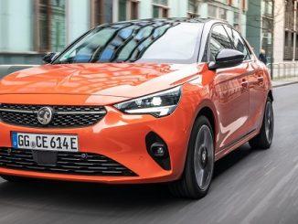 Elektrikli Opel Corsa Fiyatları.