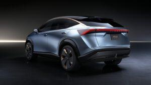 Nissan Ariya Concept Yorumları.