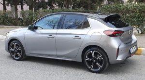 Opel Corsa Test Sürüşü 2020