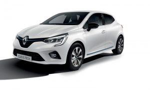 Renault Clio 5 LPG Tanıtıldı.