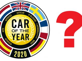 Yılın Otomobili Seçilen Arabalar Hangileri,