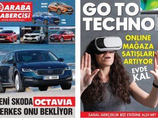 Araba Habercisi Turkcell Dergilik Mayıs.