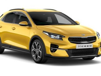 Kia XCeed Edition.