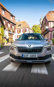 Skoda Kamiq Euro NCAP Testi