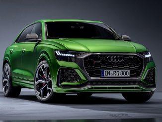 2020 Audi Q8 RS Yorumları.
