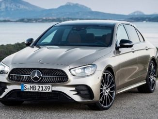 2020 Mercedes Benz E Serisi