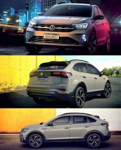 2020 Volkswagen Nivus.