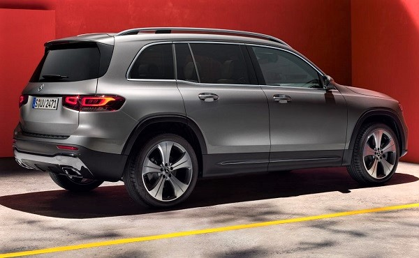 Mercedes GLB Fiyat Listesi.