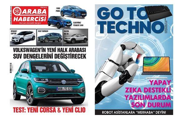 Otomobil Dergileri Araba Habercisi Haziran