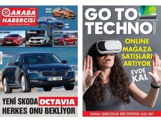 Otomobil Dergileri Araba Habercisi Mayıs