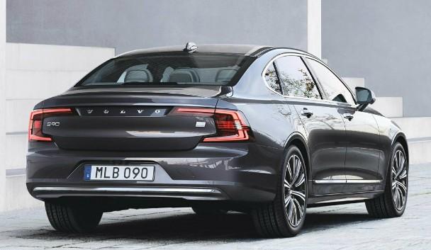 Volvo Modelleri Hız Sınırı.