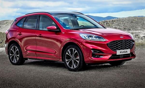 Yeni Ford Kuga Fiyat Listesi.