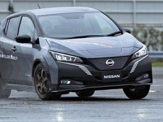 Yeni Nissan Qashqai e 4ORCE