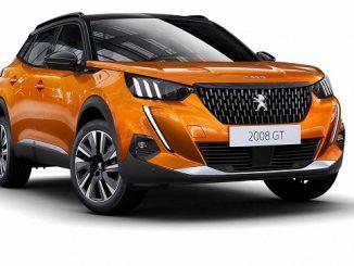 Yeni Peugeot 2008 Elektrikli.