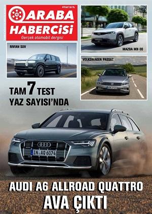 Araba Habercisi Dergisi Yaz 2020