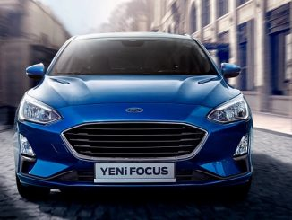 Ford Focus Sedan Testi.