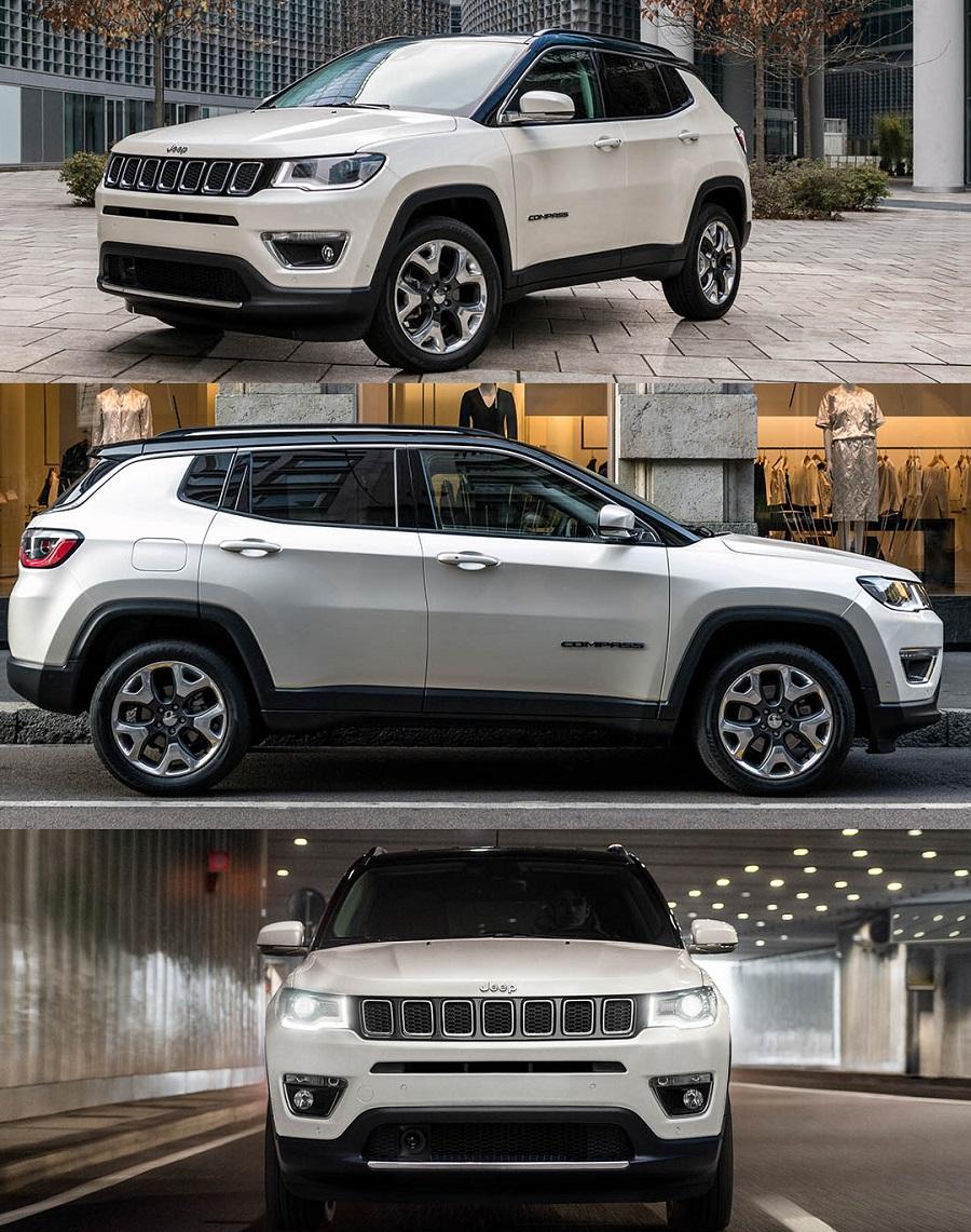 Jeep Compass Test