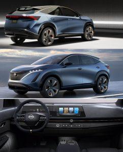 Nissan Ariya Ne Zaman Tanıtılacak