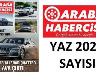 Otomobil Dergileri Araba Habercisi 2020