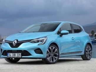 Renault Clio Yerli Üretim Testi.