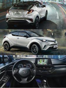 Toyota CHR Fiyat Listesi