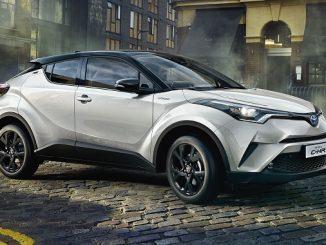 Toyota CHR Fiyat Listesi.