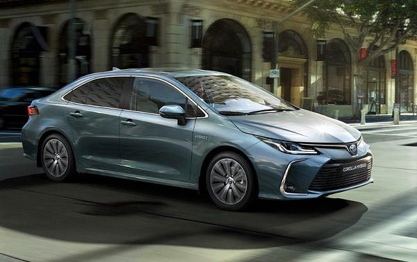 Toyota Corolla Hibrit Fiyat Listesi Toyota Corolla Hibrit Fiyatlari