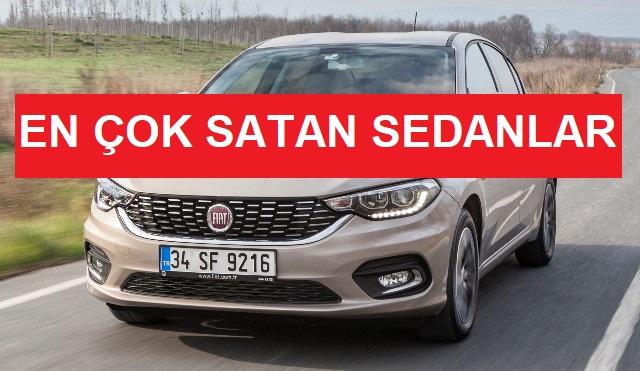 Araç Satış Rakamları Sedan Haziran.