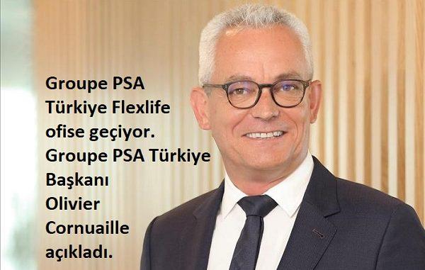 Groupe PSA Türkiye Flexlife Ofis