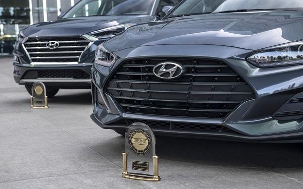 Hyundai JD Power Ödülleri 2020.