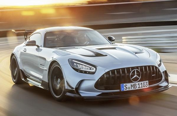 Mercedes AMG GT Black Series Yorumları.