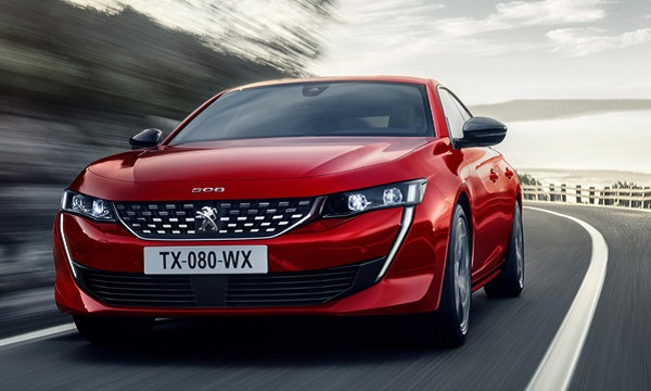 Peugeot 508 Fiyat Listesi Temmuz.