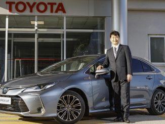 Toyota Otomotiv Sanayi Türkiye 30 Yıl.