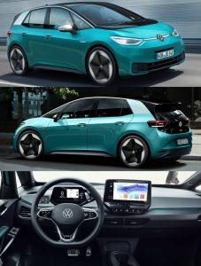 Volkswagen ID3 Fiyat Listesi