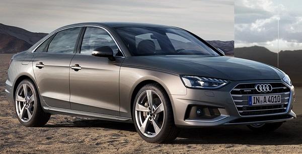 Audi Yeni A4 Sedan Pi Modeli Ve Fiyat Listesi Audi Turkiye