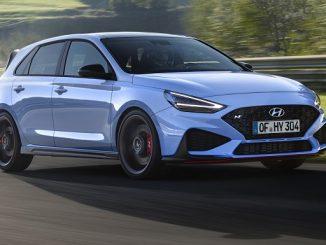 2020 Hyundai i30 N.