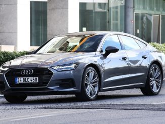 Audi A7 Sportback Test.