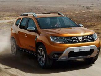 Dacia Duster fiyat listesi.