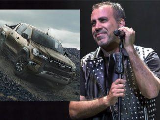 Haluk Levent Toyota Türkiye.
