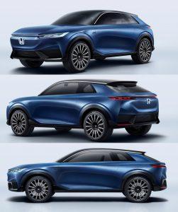 Honda SUV e concept tanıtıldı