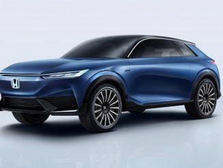 Honda SUV e concept tanıtıldı.